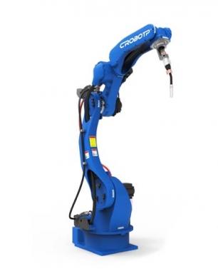 CRP-RH18-20-W焊接