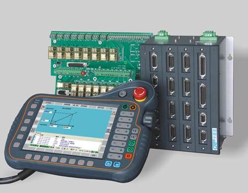 8轴(6+2)控制系统(CRP-S80)